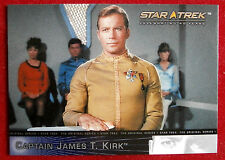 STAR TREK TOS 40th, Complete Base Set, 90 cards, Rittenhouse Archives