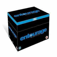 Entourage The Complete Seasons 1-8 Box Set Blu-Ray New Unsealed