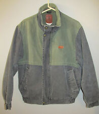 VINTAGE BROWNING RANCH FIELD HAND CANVAS JACKET SIZE LARGE
