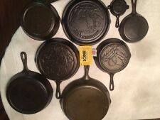 Lodge cast iron set