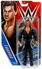 WWE WWF MATTEL série 58 fandango wrestling action figure new boxed