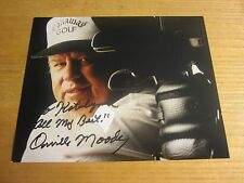 Orville Moody (d. 2008) Autographed/Signed 8X10 Photograph PGA Golf