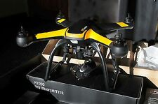 ORIGINAL -Hubsan H109S X4 PRO 5.8G Drone  -  HIGH END 3 AXIL VERSION - BLACK