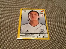 #241 Mesut Ozil Germany Panini Euro 2012 PLATINUM EDITION sticker Real Madrid