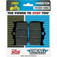 Brake Pads for 4-piston Performance Machine Calipers SBS  678H.CT