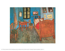 """Bedroom at Arles"" by Vincent van Gogh - Fine Art Print  8 x 10"
