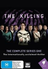 The Killing : Vol 1-2 (DVD, 2011, 6-Disc Set) - Region 4
