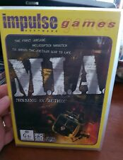 M.I.A. Mossing In Action ( DISC 2 ONLY) - PC GAME - FREE POST