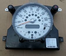 BMW MINI ONE COOPER S SPEEDO CLOCKS SPEEDOMETER R50 R52 R53 2002-2006