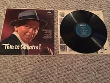 Frank Sinatra 2 LP Lot
