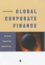 Global Corporate Finance: Text and Cases