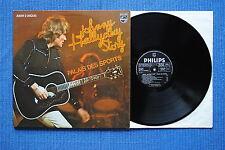 JOHNNY HALLYDAY / LP Double PHILIPS 6641 559 / 10-1976 ( F )