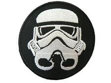 Star Wars Stormtrooper Ecusson avec velcros stormtrooper logo velcro patch