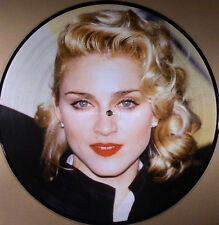 Madonna Give Me All Your Luvin 4 Vinyl LP Picture Disc Single MDNA Nicki Minaj