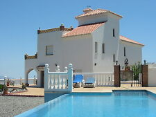 Large Villa Spain 4 Bed Sleeps 8  Private Secluded Infinity Pool    July 9th