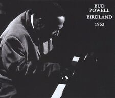 BUD POWELL - BIRDLAND 1953 3 CD NEU