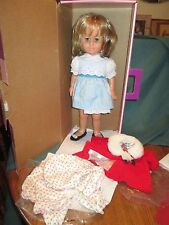 Mattel Reproduction Chatty Cathy Doll * with extras