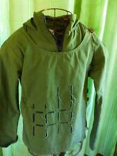 belle veste avec capuche t 36-38=originale !!!!!