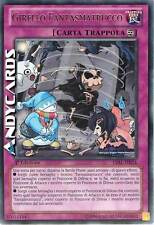 Girello Fantasmatrucco ☻ Rara ☻ LVAL IT074 ☻ YUGIOH ANDYCARDS