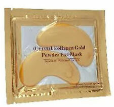 Crystal Collagen Gold Eye Masks x 1 Pair - Intensive Repair & Moisturisation