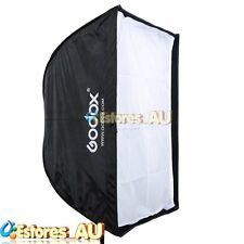 Godox 50x70cm Portable Square Umbrella Softbox Reflector For Flash Speedlite