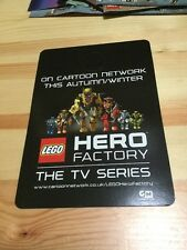 Lego Hero fábrica Cartoon red doorhanger TV Series