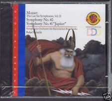 MOZART CD NEW VOL 2 SYMPHONIES 40 & 41/  RAFAEL KUBELIK