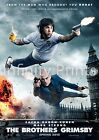 The Brothers Grimsby Movie Film Poster C A2 A3 A4