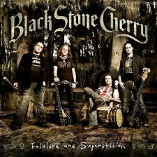 BLACK STONE CHERRY - FOLKLORE AND SUPERSTITION: CD ALBUM (2008)