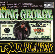 Tru Player [PA] by Mr. King George Cassette (Brand New, Factory Sealed)