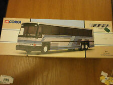 Corgi MCI - 102 DL3 Demonstration Bus No 98421