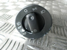 2003 AUDI A4 1.8T 2DR CONVERTIBLE HEADLIGHT CONTROL SWITCH 8E0941531A