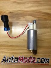 Walbro Ford GT 250lph supercar e85 improved fuel pump, returnless mustang, cobra