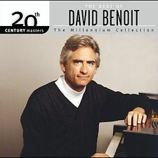 Benoit, David 20th Century Masters: Millennium Collect CD