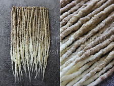 SYNTHETIC DREADS / dread extensions / fake dreadlocks / custom handmade!
