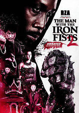 Man With The Iron Fists 2 (DVD, 2015) action, movie, carl ng, eugenia yuan CLAMS