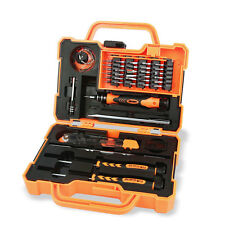 45in 1 JM-8139 Screwdriver Set Opening Repair Screw Tools Kit for Cellphone PC