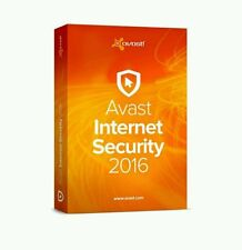 Avast Internet Security 2016 | 12 Months | key license