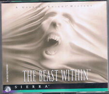 Gabriel Knight II: The Beast Within (PC, 1995, Sierra)