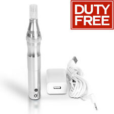 New Electric Dermapen Auto Roller Stamp Microneedles Skin Wrinkle Spots Lifting