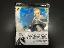 Character Card Storage Box Collection Fate/Grand Order Saber / Altria Pendragon