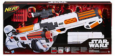 Nerf Star Wars Episode VII Stormtrooper Deluxe Blaster Rifle with Scope & Stock