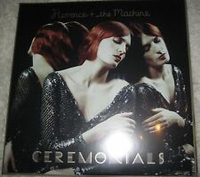 NEU + OVP 2 Vinyl LP Florence + The Machine ‎– Ceremonials -- Welch Gossip Girl
