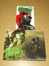 Green Hornet Parallel Lives, Year One & Kato Origins Way of Ninja Set of 3