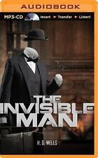 The Invisible Man by H. G. Wells (2014, MP3 CD, Unabridged)