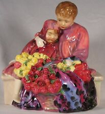 Royal Doulton Flower Seller's Children HN 1342 withdrawn 1993