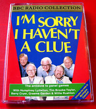 I'm Sorry I Haven't A Clue 2-Tape Audio Mornington Crescent+ Humphrey Lyttelton