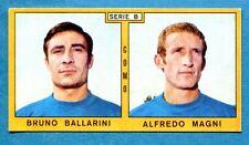 Nuova - CALCIATORI PANINI 1969-70 - Figurina-Sticker -BALLARINI#MAGNI-COMO-New
