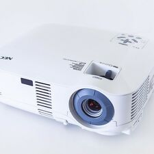 NEC VT595 3 LCD Projector  2000 Lumens refurbished + remote + HDMI adapter