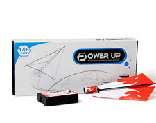 NEW Power Up original Electric RC Remote Control Paper Airplane Glider toy drive